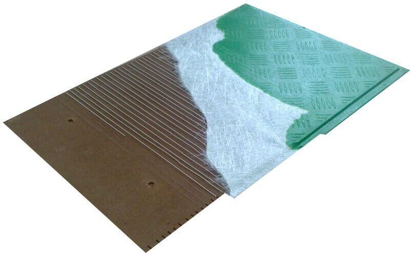 Qu es el poli ster y la fibra de vidrio placas de - Placas de poliester ...